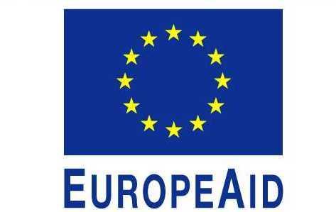Europeaid logo